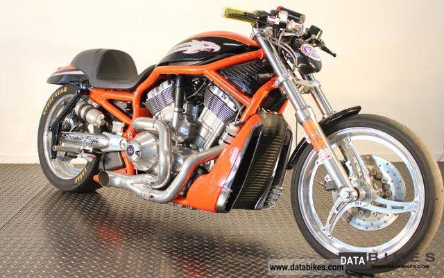 2006 Harley Davidson VRXSE Screamin Eagle V Rod Destroyer