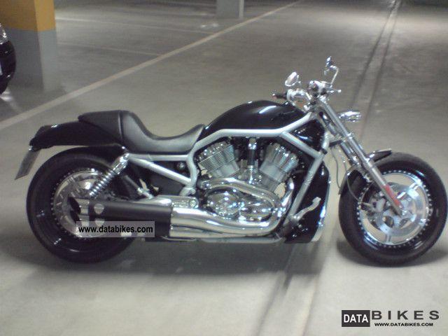2003 Harley Davidson  VRSCA V-Rod Motorcycle Chopper/Cruiser photo