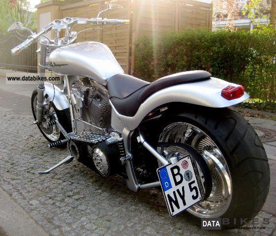 2000 Harley Davidson  ZCB BERLIN CHOPPER Motorcycle Chopper/Cruiser photo