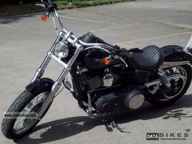 Harley Davidson  2008 Dyna Street Bob 2008 Chopper/Cruiser photo