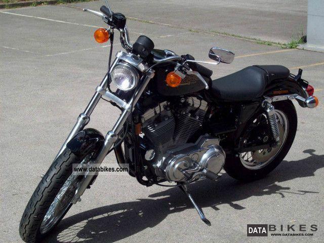 1999 Harley Davidson  Sportster XL 883 STD Motorcycle Chopper/Cruiser photo