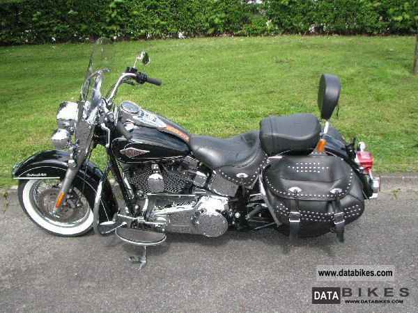 2009 Harley Davidson  HERITAGE CLASSIC Motorcycle Chopper/Cruiser photo