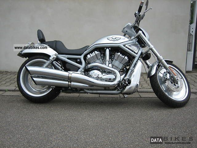2003 Harley Davidson  V-ROD Motorcycle Chopper/Cruiser photo