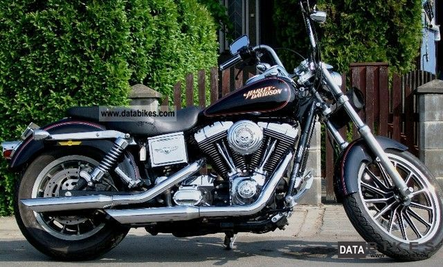 2004 Harley Davidson  FXDL Motorcycle Chopper/Cruiser photo