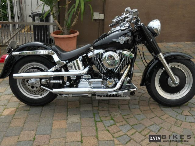 1995 Harley Davidson Flstf Fat Boy