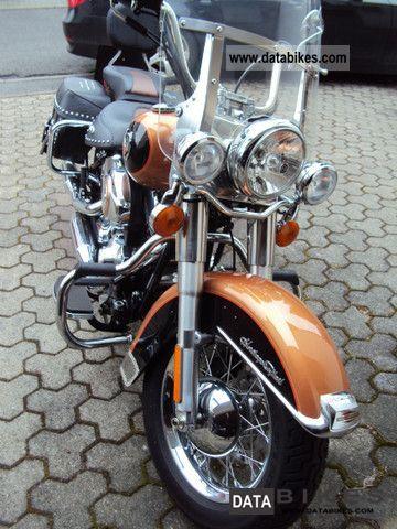 2008 Harley Davidson  Heritage Motorcycle Chopper/Cruiser photo