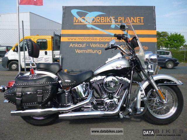 2003 Harley Davidson Heritage Softail 100 years