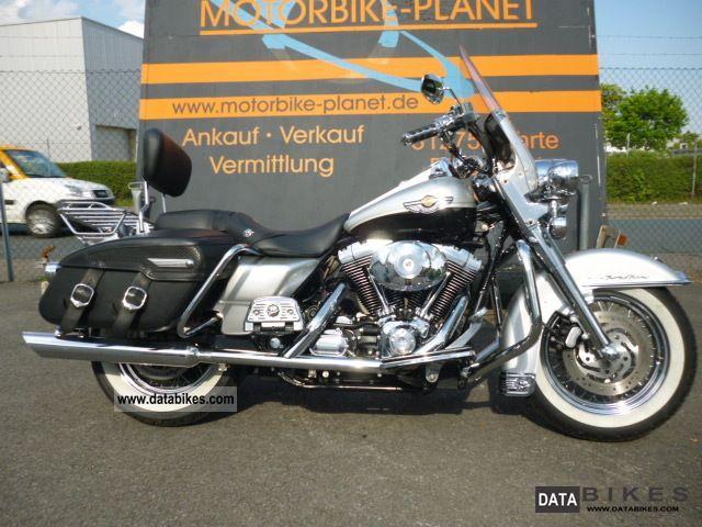 2003 Harley Davidson  Road King 100 years Motorcycle Motorcycle photo