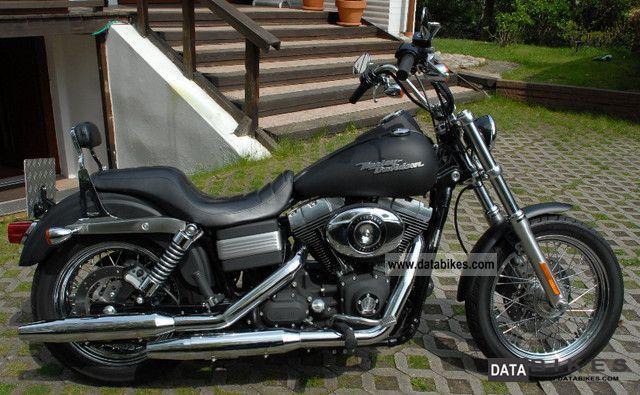 Harley Davidson  Dyna Street Bob 2007 Chopper/Cruiser photo