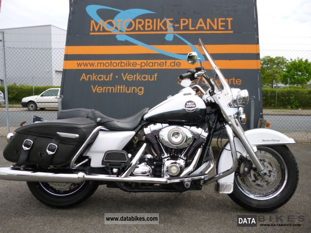 2008 Harley Davidson  Road King Classic 1584 cc Motorcycle Motorcycle photo