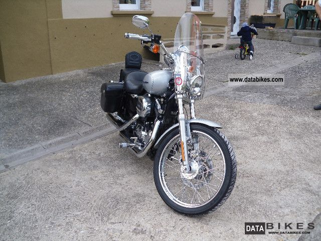 2006 Harley Davidson  1200XL Motorcycle Chopper/Cruiser photo
