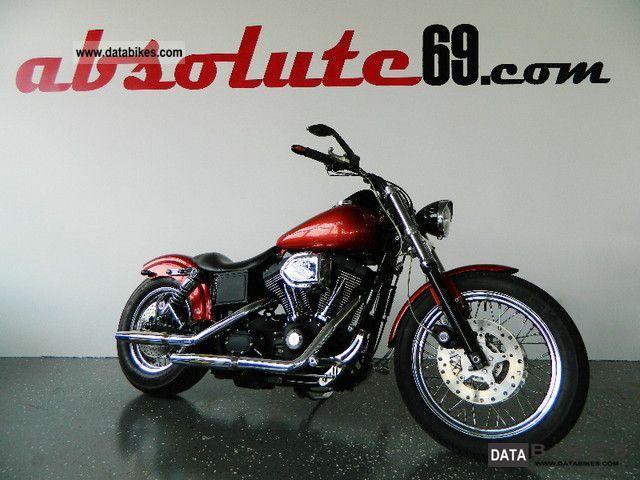 1999 Harley Davidson  Dyna Dyna Superglide Sport - unique - Motorcycle Chopper/Cruiser photo