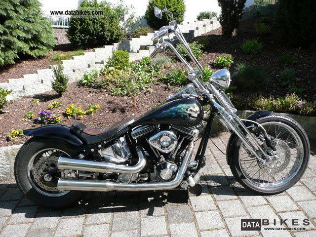 Harley Davidson  Springer Softail 1998 Chopper/Cruiser photo