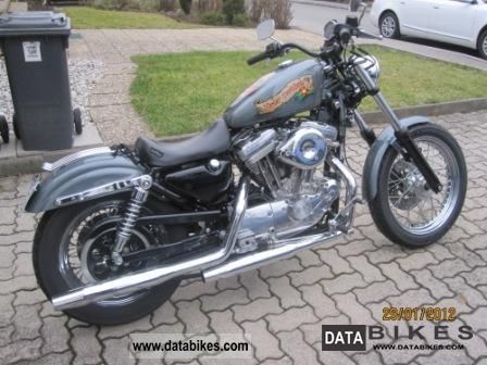 1994 Harley Davidson  Sportster 883 Motorcycle Chopper/Cruiser photo