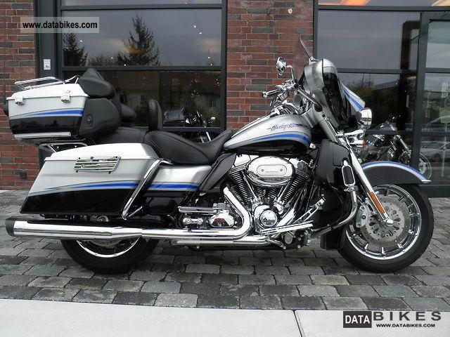 2009 Harley Davidson  Screamin Eagle Ultra Motorcycle Tourer photo