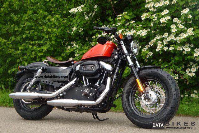 2011 Harley Davidson  XL1200X Forty Eight Ricks Motorcycle Chopper/Cruiser photo