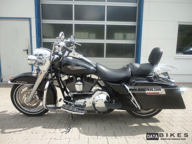 2006 Harley Davidson  Road King FLHRCI Motorcycle Tourer photo