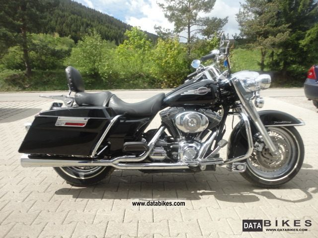 2006 harley davidson road king classic owners manual