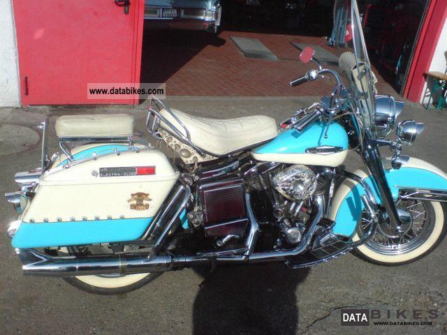 Harley Davidson  Electra-Glide FLH 1200 1978 Chopper/Cruiser photo
