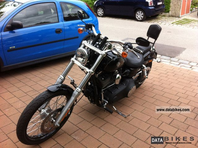 Harley Davidson  FXDWG Dyna Wide Glide 2011 Chopper/Cruiser photo