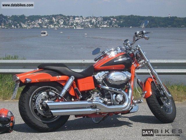 2010 Harley Davidson  Screaming Eagle CVO Fat Bob - A Dream Motorcycle Motorcycle photo