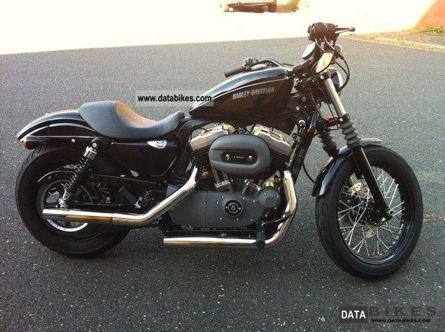 Harley Davidson  Nightster 2011 Chopper/Cruiser photo