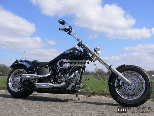 2004 Harley Davidson  Night Train FXSTB 240erTraumbike from 1.Hd Motorcycle Motorcycle photo