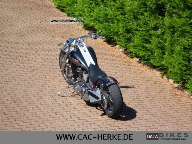 Harley Davidson  CUSTOM BIKE - BUDDY - GOOD CONDITION 1998 Chopper/Cruiser photo