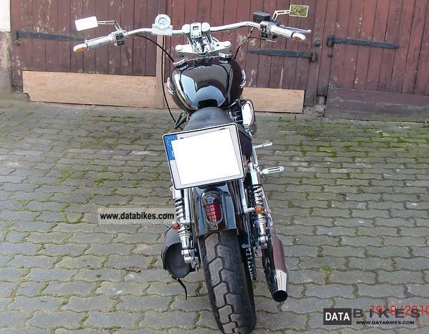 1990 Harley Davidson  Sportster XL / 2 Motorcycle Chopper/Cruiser photo