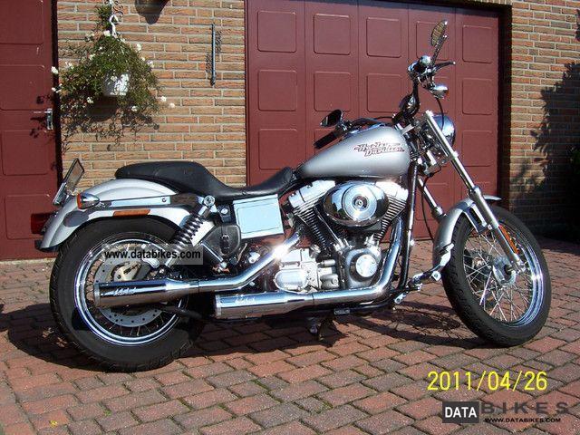 2002 Harley Davidson  Dyna Motorcycle Chopper/Cruiser photo
