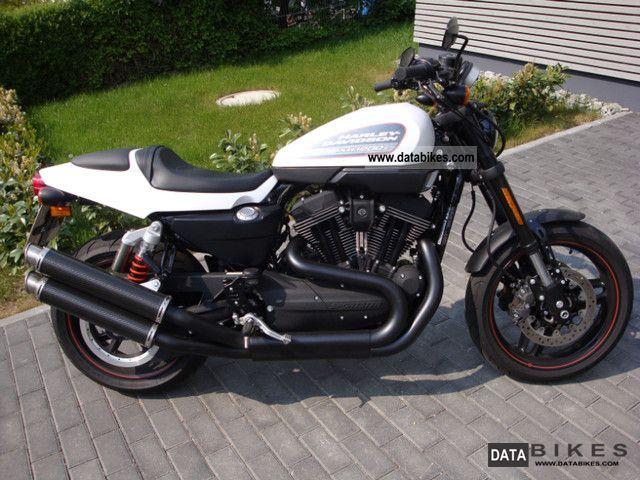 Harley Davidson  XR 1200X sport exhaust with carbon Testimony 2010 Sports/Super Sports Bike photo