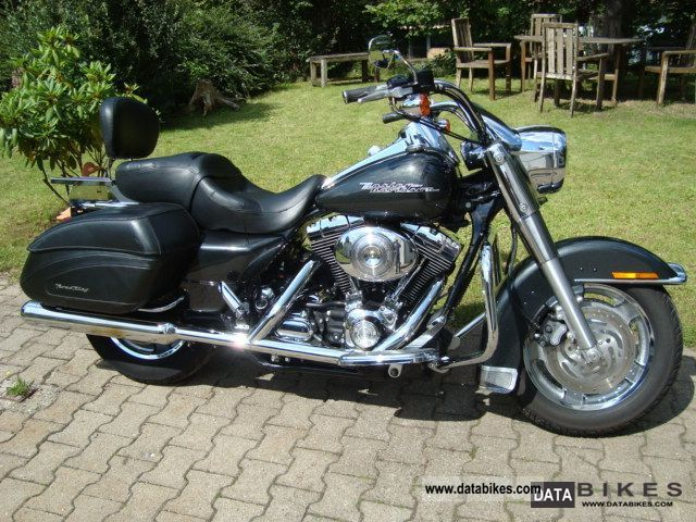 2005 harley davidson road king custom injection blackperl. Black Bedroom Furniture Sets. Home Design Ideas