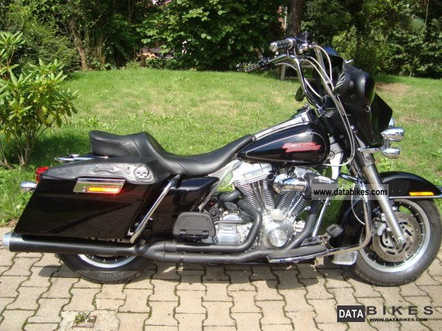 Harley Davidson  Electra Street Glide Look Black Injection 2006 Chopper/Cruiser photo