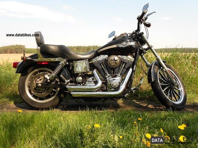 2003 Harley Davidson  2003 Harley-Davidson Dyna FXDX Motorcycle Chopper/Cruiser photo