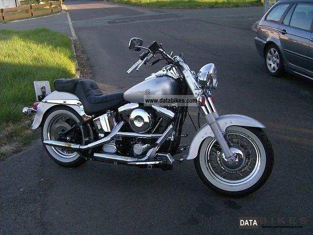 1994 Harley Davidson  Heritage Softail Motorcycle Chopper/Cruiser photo