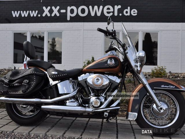 2008 Harley Davidson  Heritage Softail Cl. 105th ANNIVERSARY Nr868 Motorcycle Chopper/Cruiser photo