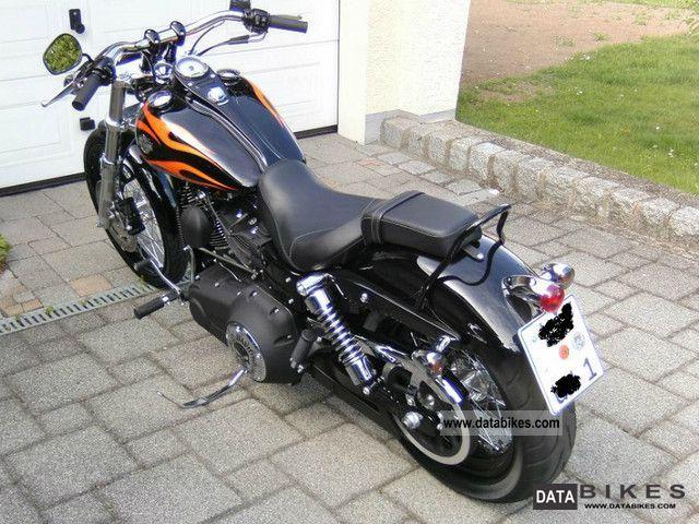 2011 Harley Davidson  Wide Glide Motorcycle Chopper/Cruiser photo