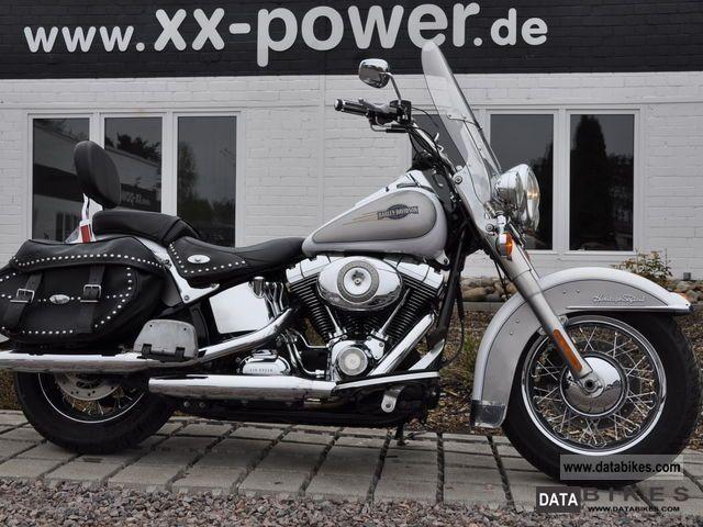 2008 Harley Davidson  Heritage Softail Classic Nr478 Motorcycle Chopper/Cruiser photo