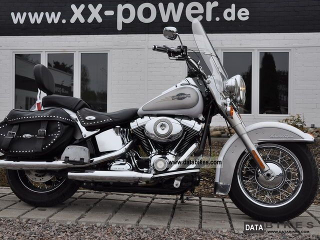 Harley Davidson  Heritage Softail Classic Nr618 2008 Chopper/Cruiser photo