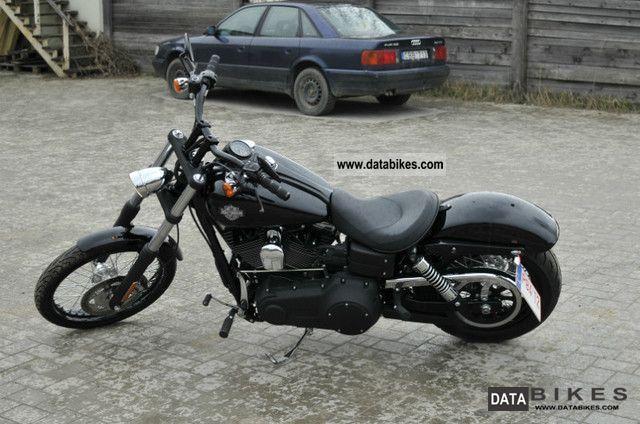 2011 Harley Davidson  2011 FXDWG Dyna Wide Glide Motorcycle Chopper/Cruiser photo
