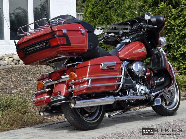 2006 Harley Davidson Electra Glide Ultra Classic Firefighter