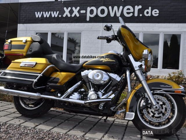 Harley Davidson  Electra Glide Ultra Classic Nr422 2008 Tourer photo