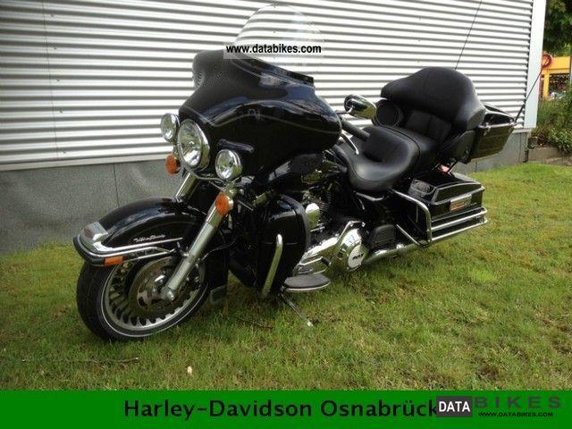 Harley Davidson  Ultra Electra Glide Classic FLHTCU 2011 Tourer photo