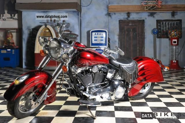 Harley Davidson  Indian Chief German Zullasung Inc 2000 Chopper/Cruiser photo