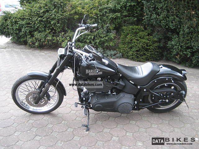 2007 Harley Davidson  FXSTB Night Train Motorcycle Chopper/Cruiser photo