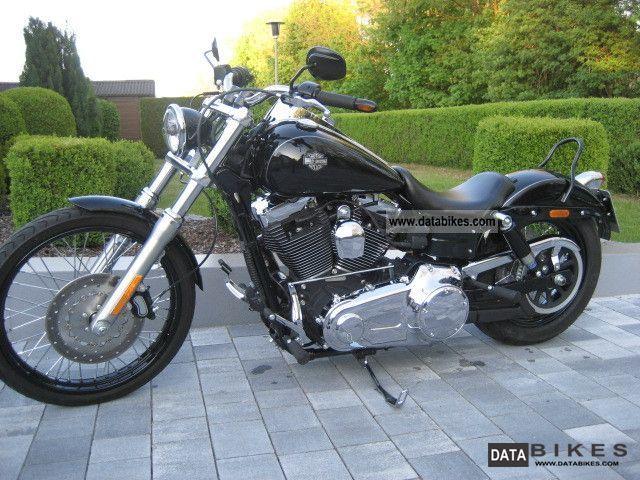 2010 Harley Davidson  Wide Glide Motorcycle Chopper/Cruiser photo