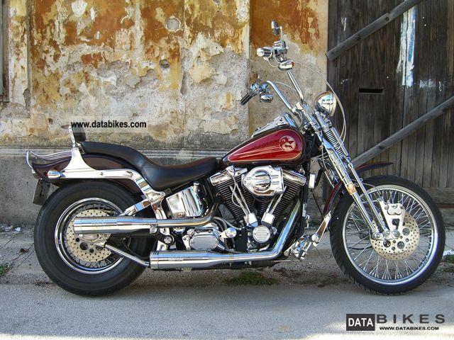 1992 Harley Davidson Evo Springer Fxsts