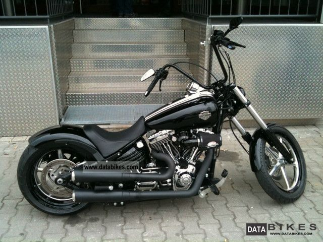 Harley Davidson  Rocker C custom transformation 2010 Chopper/Cruiser photo