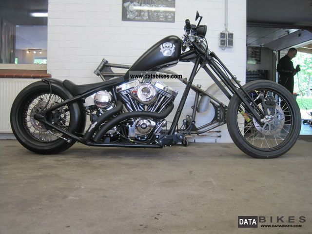 2012 harley davidson star frame chopper bike