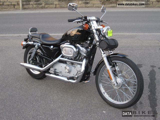 Harley Davidson  Sportster 883 2002 Chopper/Cruiser photo